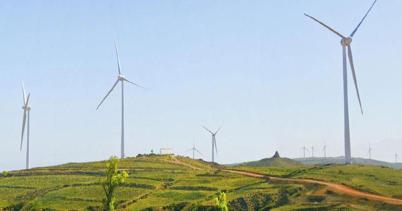 某风力发电机制造厂电力仪表定制案例
