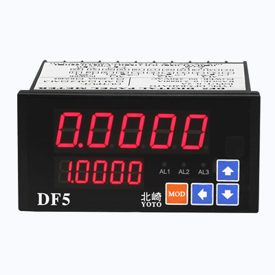 DF5快速采样平均值数显电压表,有上下限报警/RS485通讯
