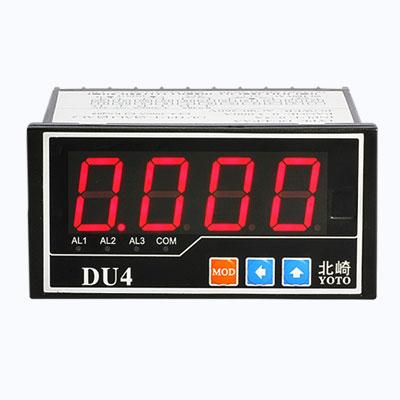 【可编程】DU4系列数显电流表【带上下限报警功能】【精度0.3%】