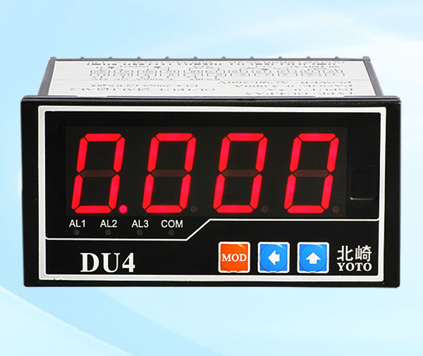 DU4S系列-变频器/传感器显示表