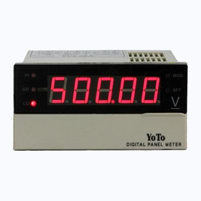 DP5電流表電壓表