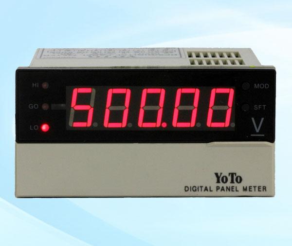 DP5电流表电压表