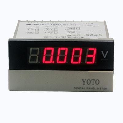 DP4电流表电压表