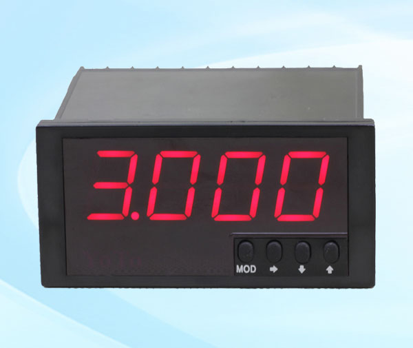 DE3电流表电压表