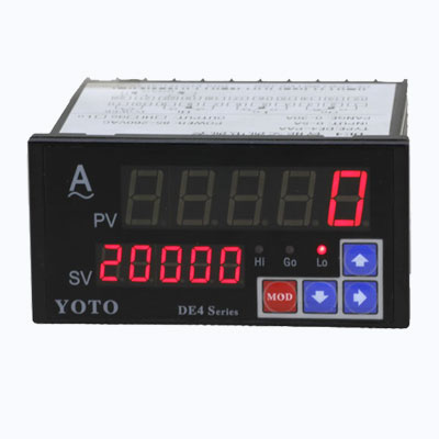 DE4-电流表电压表