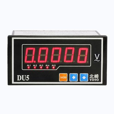 DU5系列-数显电压表 【精度0.2%】