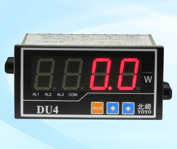 DU4W系列-数显功率表/功率因数表【快速采样,提升4倍检测速度】
