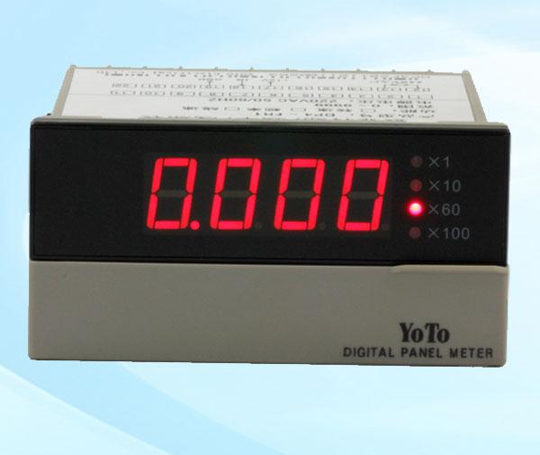 DP4-FR1转速线速频率表